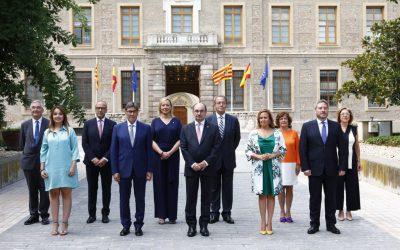 Denunciamos el uso partidista de las redes sociales del Gobierno de Aragón