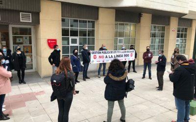 Por la gestión publica de los servicios sociales en el Ayuntamiento de Zaragoza