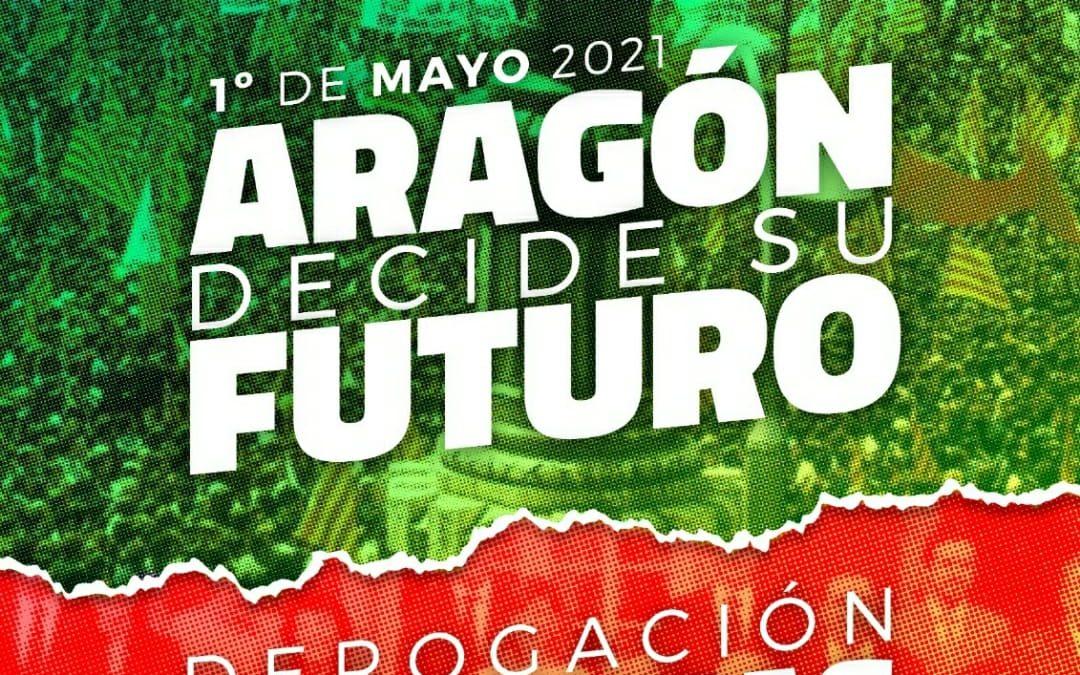 1 de mayo de 2021