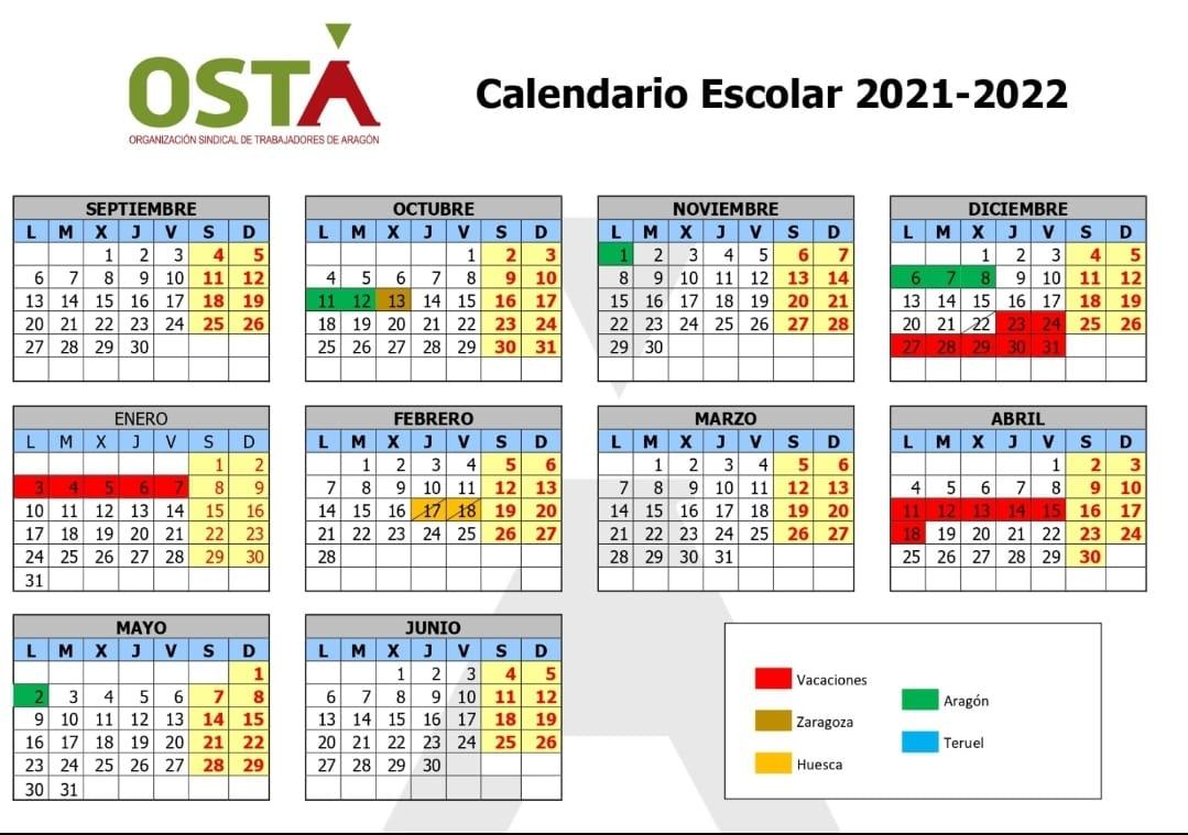 calendario 2122