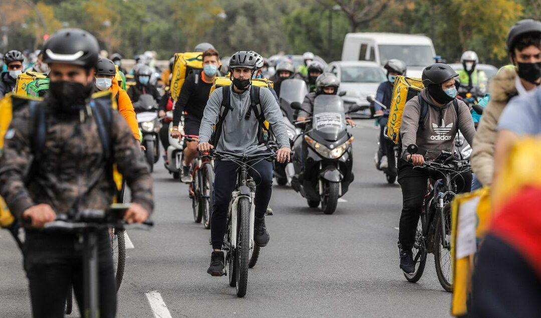 """""""Ley Rider""""; ¿Solución a la precariedad?"""
