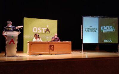 OSTA afronta la recta final hacia la celebración del IV Congreso Nacional