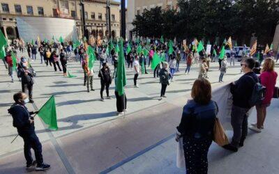 Exigimos la derogación de las reformas laborales